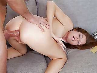 Youthful woman gets some rectal and a popshot