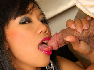 Thai rectal cockslut Sherri is so freaky and awesome